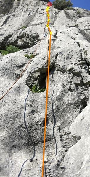 Coxy's Climb