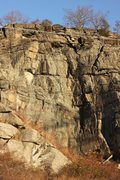 Rock Climbing Photo: The Tower Wall.