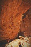 Rock Climbing Photo: climb