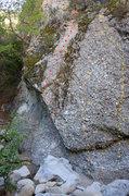 Rock Climbing Photo: Route topo for Wheeler Gorge Yellow: Cruiser (5.9)...