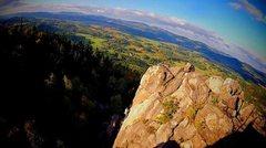 Rock Climbing Photo: raz