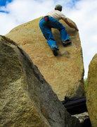 Rock Climbing Photo: Short, fun, slabby.