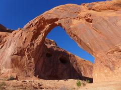 Rock Climbing Photo: Corona Arch