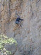 Rock Climbing Photo: Cochise