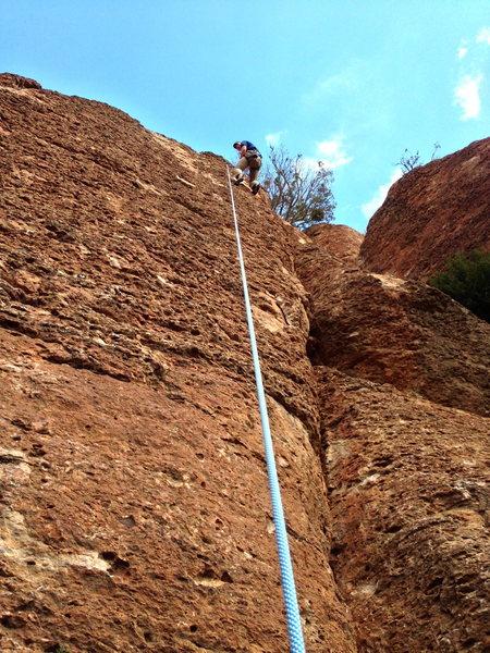 Rock Climbing Photo: The Pond