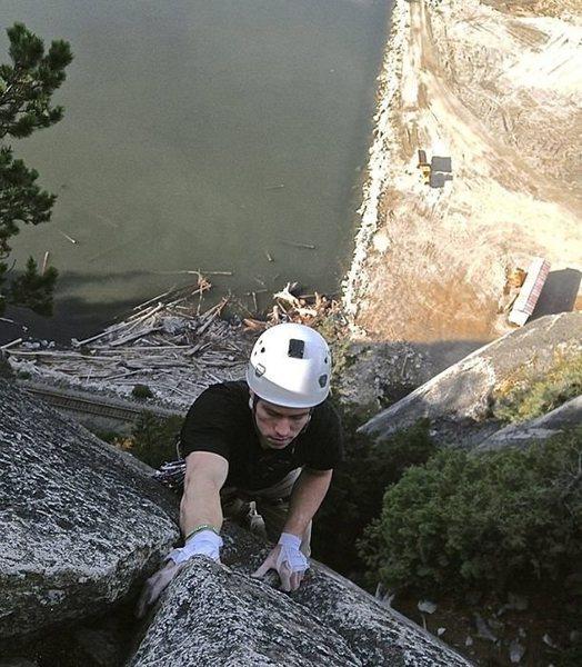 Rock Climbing Photo: High Mountain Woody