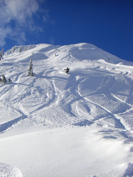 Rock Climbing Photo: Mt. Baker