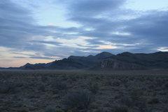 Rock Climbing Photo: The epicness of Ibex