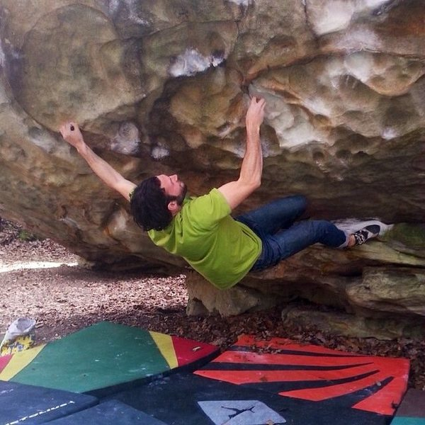 Moving through the roof On the traverse