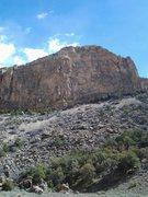 Rock Climbing Photo: Colorado, Big Wall Limestone.