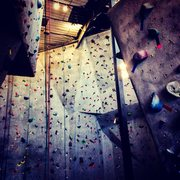Rock Climbing Photo: Inner Strength Rock Gym, Fort Collins, CO.