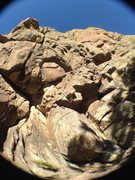 Rock Climbing Photo: At the Voyager by Stultz Trailhead. Part of the We...