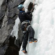 Rock Climbing Photo: Chiller Pillar, Adirondacks