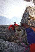 Rock Climbing Photo: Bill Detric