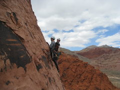 Rock Climbing Photo: Photo taken from Big Bad Wolf