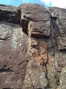 Rock Climbing Photo: Slipknot