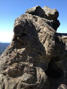 Rock Climbing Photo: Summit Route , Mt. Doom