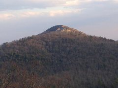 Rock Climbing Photo: Hawksbill Mountain