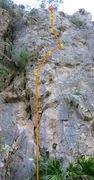Rock Climbing Photo: #15