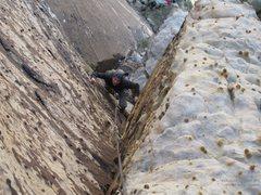 Rock Climbing Photo: Max, p2