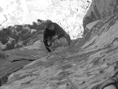 Rock Climbing Photo: Max, p3