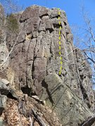 Rock Climbing Photo: Moondog Delight