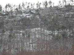 Rock Climbing Photo: longstack 3/22/14