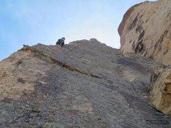 Rock Climbing Photo: Angie, p8