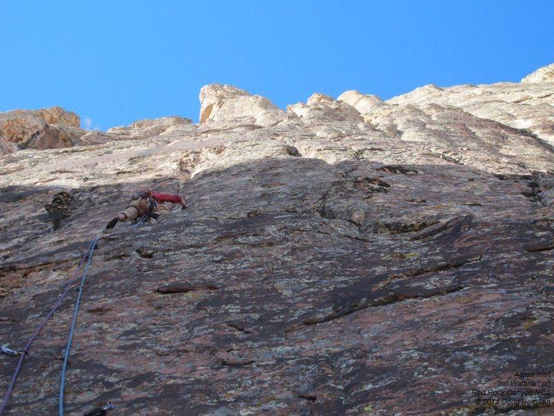 Rock Climbing Photo: Aaron, p3