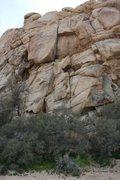 Rock Climbing Photo: Western Saga