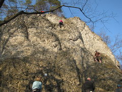Rock Climbing Photo: The fat guy standing there is on Krebs. It follows...