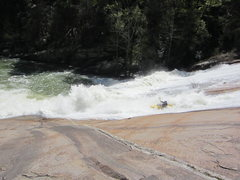 Rock Climbing Photo: Oceana falls, Tallulah gorge. This is why I don't ...