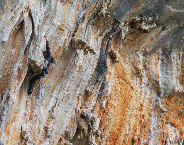 Rock Climbing Photo: Ghost Kitchen kalymnos