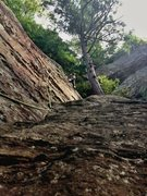 Rock Climbing Photo: La Escalada