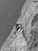 Rock Climbing Photo: Alex p7