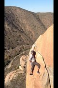 Rock Climbing Photo: Top of the Pops!