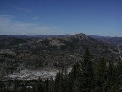 Rock Climbing Photo: Windy Peak as seen from Eagle Peak