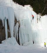 Rock Climbing Photo: hey a bit of sun!!!