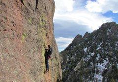 Rock Climbing Photo: Drugs.