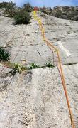 Rock Climbing Photo: Sobredosis de esparragos