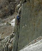 Rock Climbing Photo: Hackney on Diablo