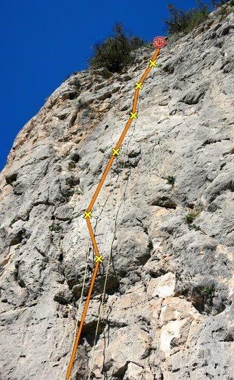 Rock Climbing Photo: Que dos carreta