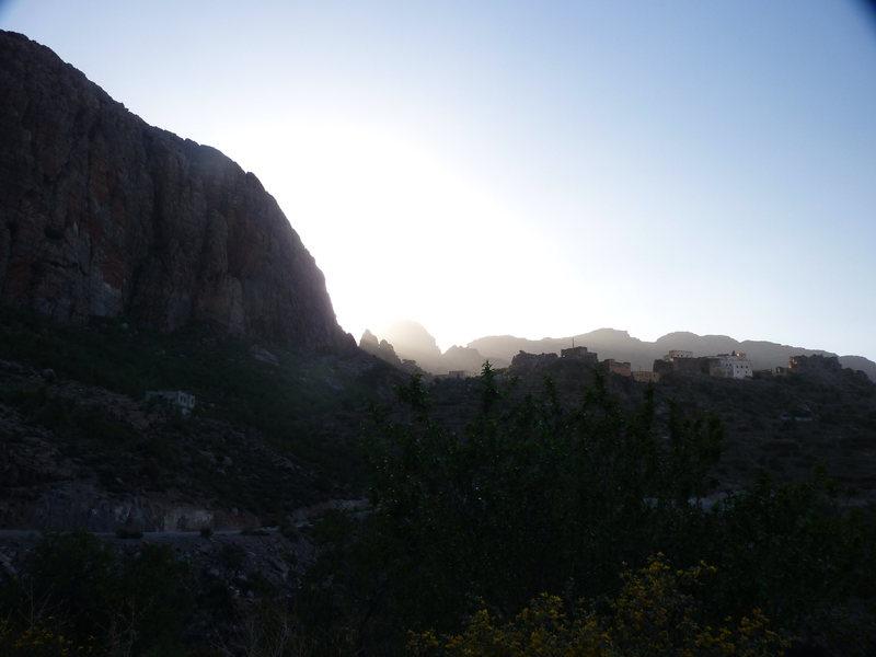 Tizi Escarpment