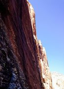 Rock Climbing Photo: Black Velvet Wall