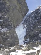 Rock Climbing Photo: tuckerman's ravine