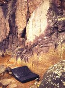 Rock Climbing Photo: Nice evening at the Little Flatiron