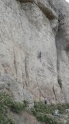 Rock Climbing Photo: Hang Fire 12a