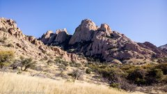 Rock Climbing Photo: View from the trail