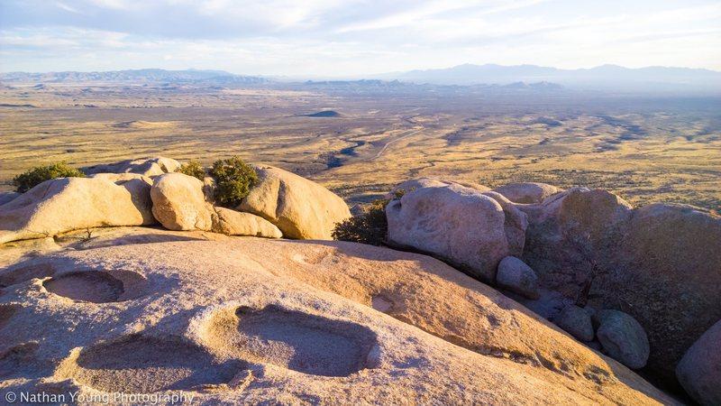 Rock Climbing Photo: The top of Sheepshead.