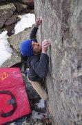 Rock Climbing Photo: Ian...